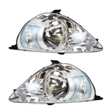Beli Otomobil Head Lamp Lights Honda Jazz 2004 2005 2006 2007 Chrome Set