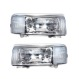 Ulasan Otomobil Head Lamp Lights Suzuki Futura 1994 1997 List Silver Su Sz 20 1959 A5 6B Set