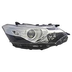 OTOmobil Headlights SU-TY-20-E465-05-2B Toyota Vios 2013 Chrome Lampu Depan