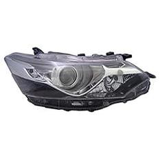 OTOmobil Headlights SU-TY-20-E465-A5-2B Toyota Vios 2013 Smoke Lampu Depan
