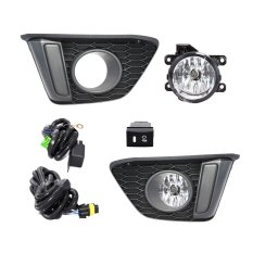Autofriend Lampu Fog Lamp Honda Jazz 2014 Kabut Aksesoris Mobil Modifikasi - AI-HD521