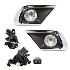 Rp 545.700. Autofriend Lampu Fog Lamp Toyota Innova 2014 Kabut Aksesoris Mobil Modifikasi ...