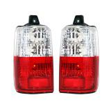 Beli Otomobil Stop Lamp Tail Lights Toyota Kijang Kapsul 1997 2002 Kristal Su Ty 11 Ctlt 783 Pm Merah Putih Set