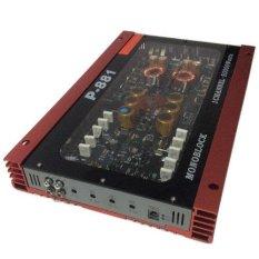 Toko Otomobil Thepunch P881 Amplifier Monoblock 1 Chenel Terlengkap Di Indonesia