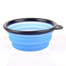 Petelur Portabel Outdoor Bowl dari Collapsible Silicone Anjing PET Bowl Cat Bowl Silikon Bermutu Tinggi Bola-Internasional