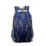 Ulasan Outdoor Shoulder Backpack Travel Bags Untuk Pria Dan Wanita Dark Biru