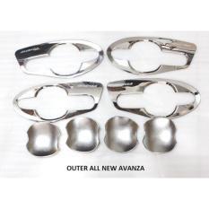 Outer All New Avanza All New Xenia Chroom Terbaru