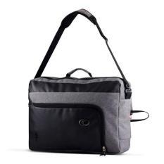 Ozone Tas Pria Laptop Backpack 15,6 inch Cordura 749 - Abu + Raincover