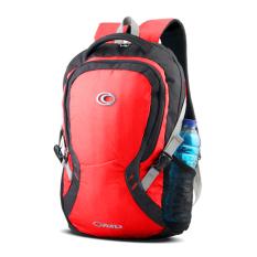 Ozone Tas Sekolah Tas Kuliah Backpack Ozone 151 + Raincover - Merah