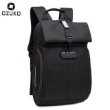 Jual Ozuko Tahan Air Oxford 15 Inch Laptop Ransel Besar Kapasitas Bisnis Ransel Anti Theft Reflektif Perjalanan Tas Fashion Sch**l Tas Ozuko Asli