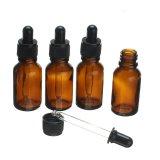 Jual Paket Dari 4 Coklat Amber Botol Kaca Kaca Dengan Kuning Cocok Untuk 15 Ml 1 2G Internasional Oem Murah