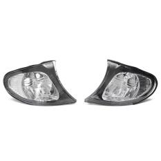 Beli Pair Corner Lampu Sidelight Untuk Bmw E46 3 Seri 4Dr 02 05 325I 330I Clear Lens Intl Pake Kartu Kredit