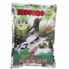 pakan burung topsong seaweed rumput laut 450 gr untuk kacer murai dll