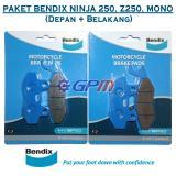 Beli Paket Bendix Ninja 250 Z250 250 Mono 150Rr Athlete Yang Bagus