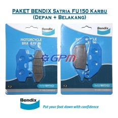 Harga Paket Bendix Satria Fu150 Depan Belakang New
