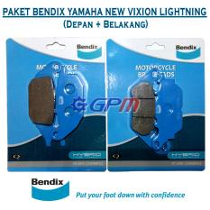 Paket Bendix Yamaha New Vixion Lightning. R15. Jupiter MX