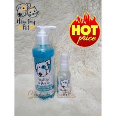 Tips Beli Paket Healthy Dog Shampoo Blue Marine Cologne