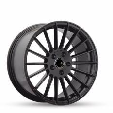 Paket JF Luxury EVO Ring 19X8.5/9.5 PCD 5X120 Velg Mobil + Ban ACCELERA [Pasang  Di Tempat]