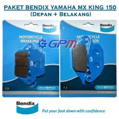 Jual Paket Kampas Yamaha Mx King 150 Bendix Depan Belakang Online