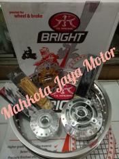 Paketan Velg TK Japan Original Murah Motor All Mx 135 Old & New Ring 17 Free Stel Jari2