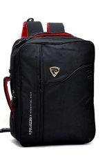 Review Palazzo Tas Ransel Laptop Multifungsi Backpack Tas Pria Hitam