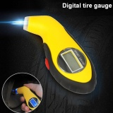 Toko Palight Auto Digital Tire Tyre Air Pressure Gauge Tester Tool With Lcd Display Intl Di Tiongkok
