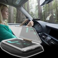 Palight Mobil Gps Telepon Braket Navigasi Mobile Hud Kepala Up Proyeksi Dudukan Tampilan-Internasional By Palight.