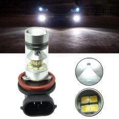 PALIGHT Lampu Mobil 2323 H11 100 W LED 20-smd Cree Proyektor Fog Berkendara Lampu DRL Bulb Sec-Intl