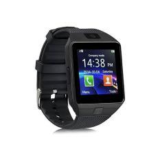 Harga Paling Murah Smartwatch Dz09 Gsm Sim Card Strap Karet Di Jawa Barat