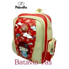 Palo Alto Tas Ransel Kids BAT-2A + WAterproof Raincover