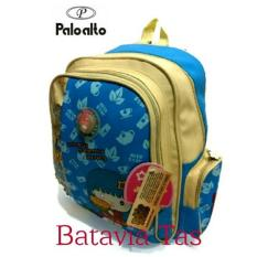 Palo Alto Tas Ransel Kids BAT-7B + Waterproof Raincover