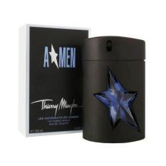 Parfum Ori Eropa Nonbox Thiery Mugler A*Men Rubber Black EDT 100 Ml