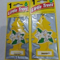 Parfum Pengharum Mobil LITTLE TREES Jasmin