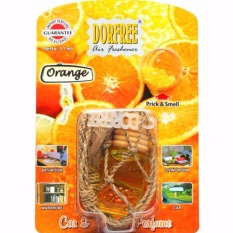 parfume doorfree orange
