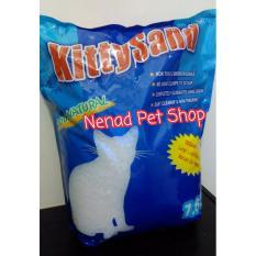 Beli Pasir Kucing 7 6L Pake Kartu Kredit