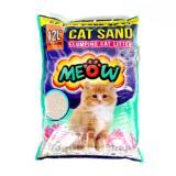 Pasir Kucing Wangi Gumpal Meow 12 Liter Segitu Petshop Diskon 50