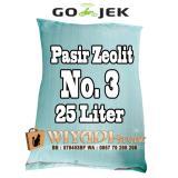 Harga Pasir Zeolit No 3 1 Karung Segitu Petshop Online