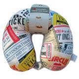 Jual Passport Bantal Travel Leher Newspaper Lengkap