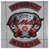 Jual Patch Emblem Bordir Bikers Nmax Bet Eyn Online Di Jawa Barat