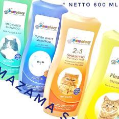 Paw Story Cat Shampoo Medicated Random 600 ml / Shampo Kucing / Cat Shampoo / Cat Shampoo Super White / Cat Shampoo Tick And Flea / Cat Shampoo Anti Jamur / Shampoo Kucing Anti Kutu