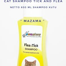 Paw Story Cat Tick And Flea Shampoo / Shampo Pemutih Untuk Kucing  / Shampoo Dan Conditioner Kucing 2 in 1  / Shampoo Kucing / Cat Shampoo / Cat Shampoo Super White / Cat Shampoo Tick And Flea / Cat Shampoo Anti Jamur / Shampoo Kucing Anti Kutu