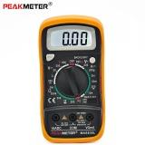 Jual Peakmeter Mas830L Digital Multimeter Ac Dc Tegangan Arus Dc Resistance Multitester Intl Import