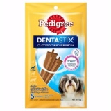 Review Tentang Snack Anjing Pedigree Dentastix Small Breed 6 Packs 6 X 75G