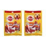 Ulasan Tentang Pedigree Treats Jerky Smoky Beef Flavor 4Pcs 4 Pcs X 80 Gr