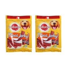 Spesifikasi Pedigree Treats Jerky Smoky Beef Flavor 4Pcs 4 Pcs X 80 Gr Terbaru