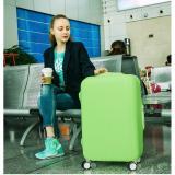 Toko Pelindung Koper Elastic Luggage Cover Sarung Bagasi Warna Warni S M L Lengkap Indonesia