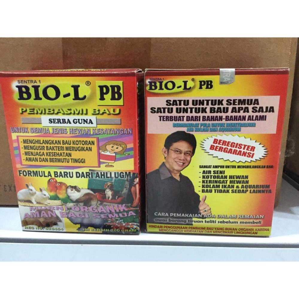 Pencarian Termurah PEMBASMI BAU BIO-L 200g harga penawaran - Hanya Rp25.400