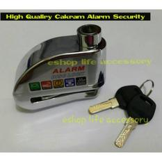 Pengaman motor aman berkualitas kunci gembok cakram disc alarm PROMO MURAH!!!