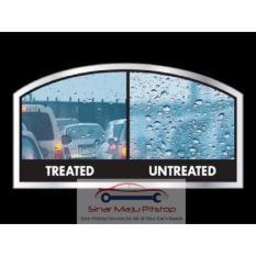 Ulasan Lengkap Penjernih Kaca Mobil Anti Air Pelindung Kaca Waxco Rain Act 250 Ml Waxco Windshield Cleaner 120 Ml