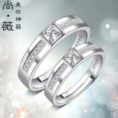 Perak pencari nafkah perempuan cincin nikah Cincin Couple